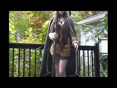 Wild elf costume completed youtube wild elf costume completed solutioingenieria Choice Image