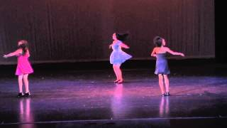 Belvoir Terrace - Girls Summer Dance Camp - Adv. Tap - Summer Dance Camps
