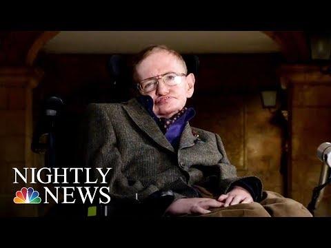 Stephen William Hawking Dead At 76   NBC Nightly News