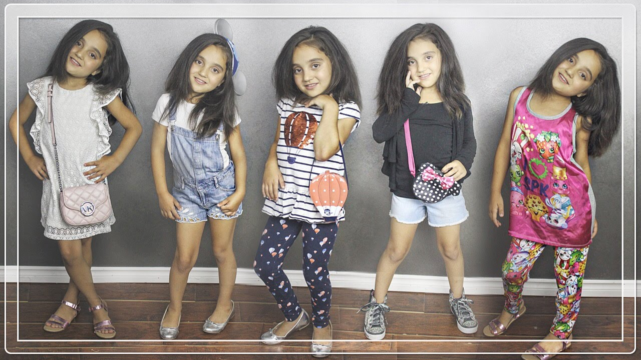 b9d081fc3ab Kids Summer - Outfits of the Week - YouTube