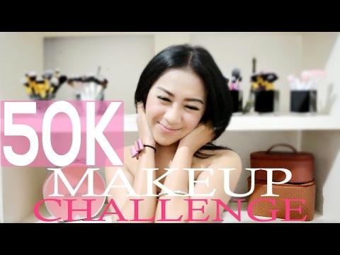 50K MAKEUP CHALLENGE (Full Ver.)