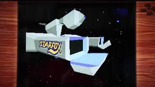 迷你超任《星戰火狐 2》開場影片 STARFOX 2 Opening|4Gamers