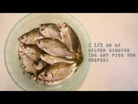 How To Make Fermented Fish (BURO)    The Grams Series