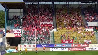 FK Teplice - SLAVIA PRAHA, 26.5 20218