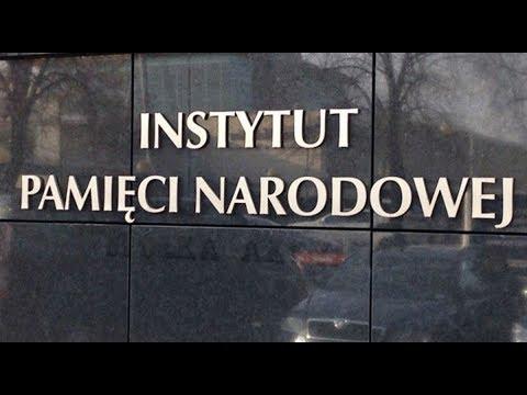Konferencja IPN - wydanie europejskiego nakazu aresztowania wobec Stefana Michnika