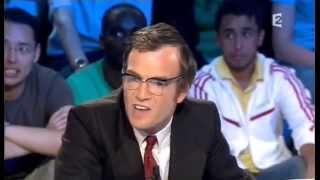 Jonathan Lambert & Michèle Laroque - On n'est pas couché 6 juin 2009 #ONPC