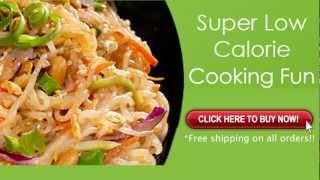 Low Carb Pasta Shirataki Noodles - Vietnamese Noodle Soup
