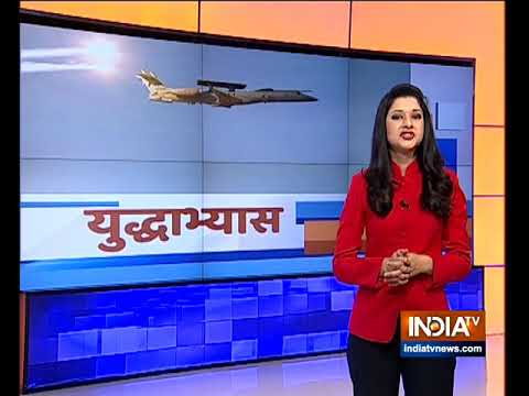 Vayu Shakti 2019: IAF carries out mega exercise at Pokhran