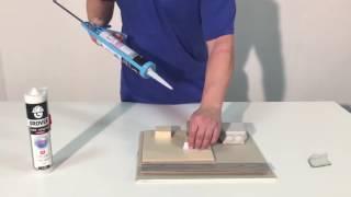 Многоцелевой гибридный клей герметик Grover H 300