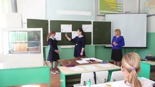 Защита мини-проекта на уроке биологии