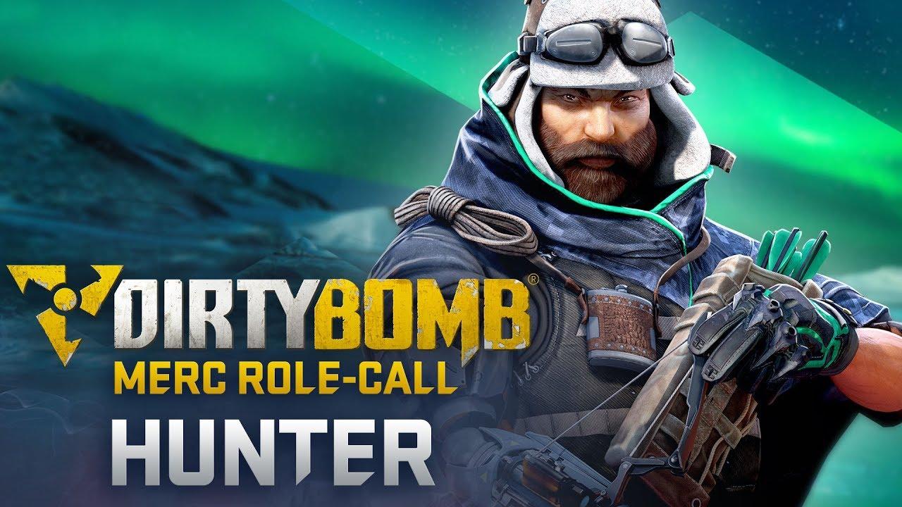 Dirty Bomb Hunter