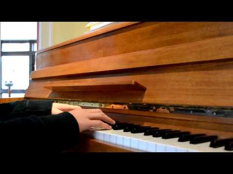 Flo Rida - Good Feeling (Avicii Levels Remix; Piano Cover) [HD]
