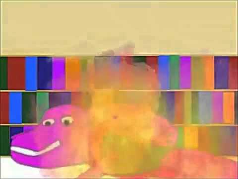 Barney's On Fire