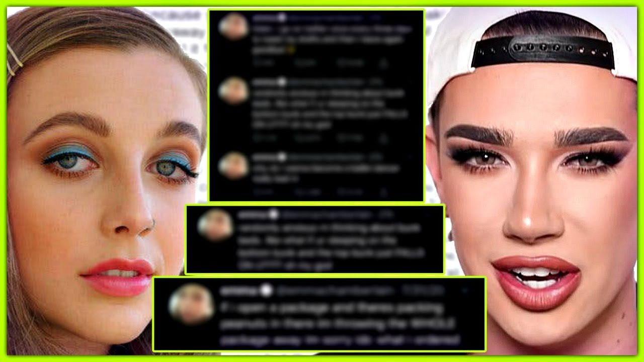 Emma Chamberlain RUDE To Paparazzi When Asked About This....
