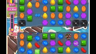 Candy Crush Saga Level 134 - 3 Stars No Boosters