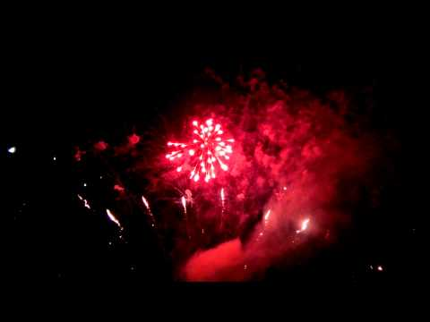 2014 San Marino lacy park fire works