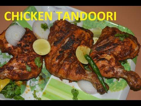 Microwave oven recipes for chicken tandoori