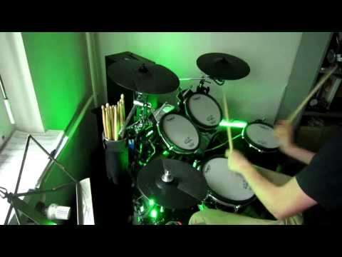 Macklemore & Ryan Lewis (Feat Ray Dalton) - Can't Hold Us - Drum Cover
