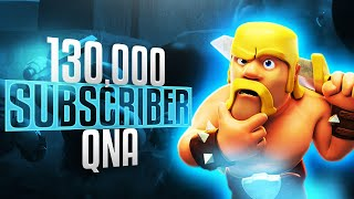 Clash of Clans – Modding / Fair play, Game Dying + MORE!! (CoC 130,000 Sub QNA) 'Clash of Clans'