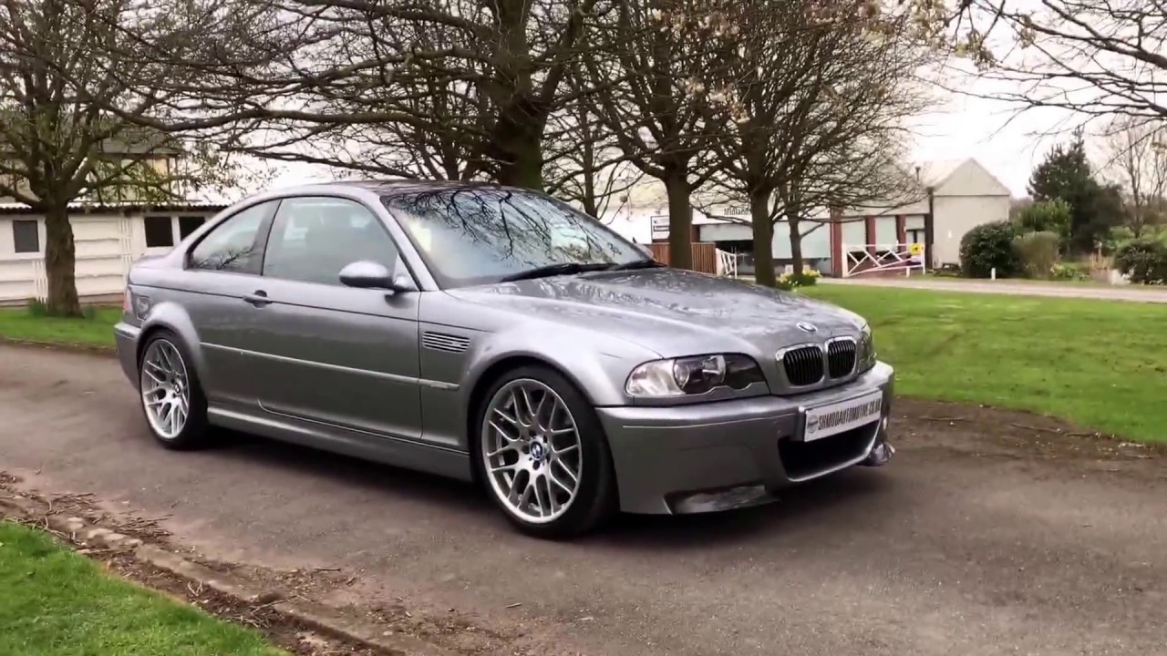 Bmw M3 Csl For Sale At Www Shmooautomotive Co Uk Now Sold Youtube