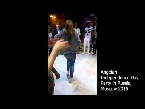 Angolan Independence Day Party 2015, Moscow, Russia