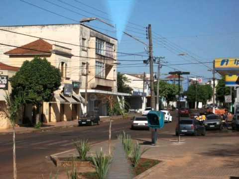 Essa e a cidade que eu moro -Cambará-Paraná