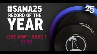 PH - MegaMix (SAMA25 Record of The Year announcement pt.1)