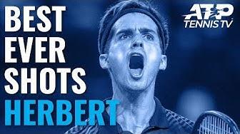 Best Pierre-Hugues Herbert Shots And Skills!