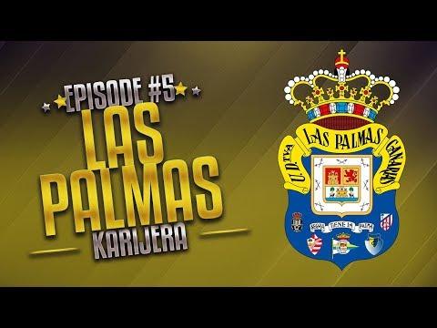 NAJTEZA UTAKMICA DO SADA - FIFA 18 KARIJERA LAS PALMAS #5