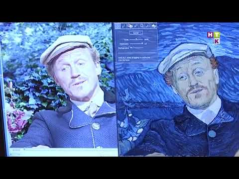 Loving Vincent  «Ван Гог. С любовью, Винсент» КАК СОЗДАВАЛИ ШЕДЕВР