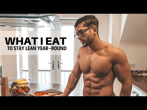 Full day of eating | What I eat to stay shredded