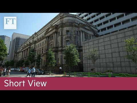 Bank of Japan's ETF love affair | Short View