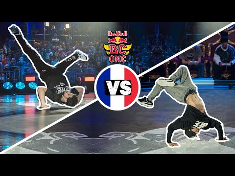 Mounir vs Gravity - Battle 5 - Red Bull BC One World Final 2014 Paris