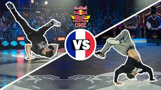 Mounir vs. Gravity | Red Bull BC One World Final 2014