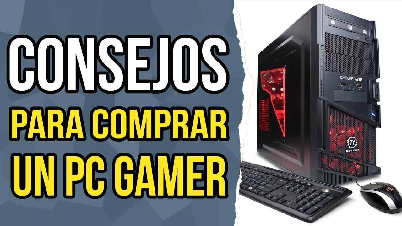 9beb344df1f33 Consejos para comprar un PC gamer. - YouTube