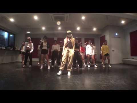 Tinashe - Ride of your life 'Honey J's choreo'