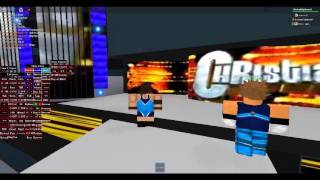 ROBLOX Gameplay E.P- 1 Lets play EWF Smackdown!