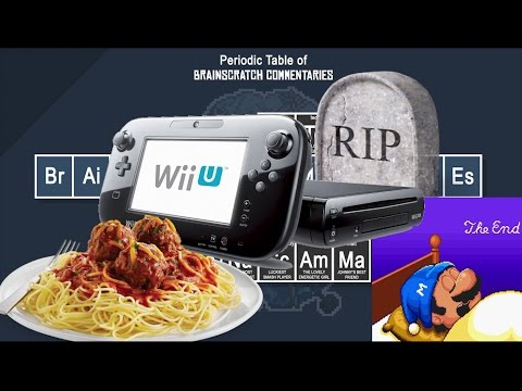 RIP: Rest In Pasta - BSC Tries To Talk About the Wii U (But Keeps Switching It Up)