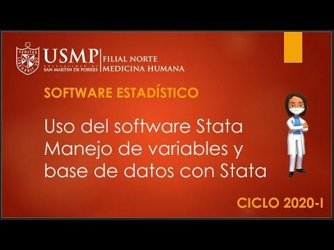 software-estadÍstico:-uso-del-software-stata.-manejo-de-variables-y-base-de-datos-con-stata