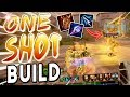 Smite One Shot Xing Tian Build 2000 Unavoidable Damage mp3