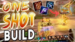 Smite: One Shot Xing Tian Build - 2000 Unavoidable Damage!