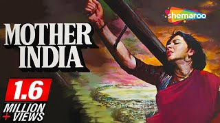 Mother India (1957) | Nargis | Sunil Dutt | Rajendra Kumar | Raaj Kumar | Superhit Classic Movie