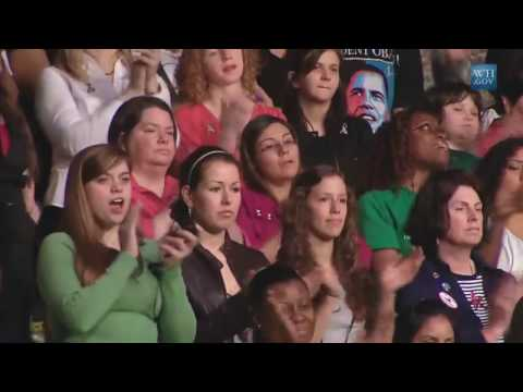 Barack Obama Singing Can't Touch This by...