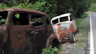 Умирающие Ретро авто часть II