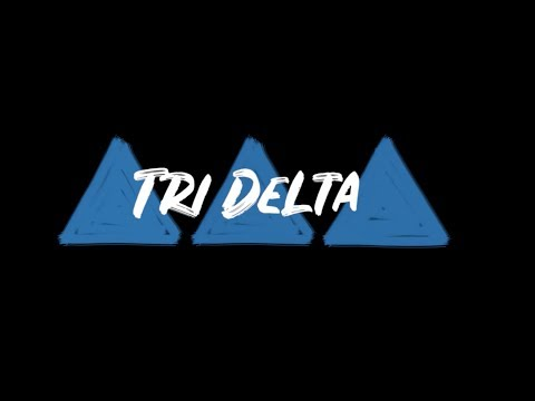 Colorado State Tri Delta - Fall Recruitment 2018