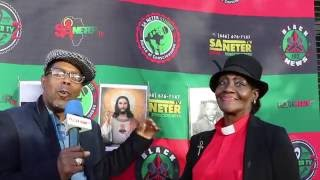 Have You Ever Seen A Black Woman Bishop With A Ankh? I DID!