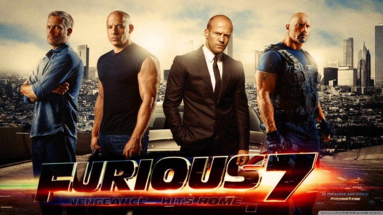 Fast And The Furious 7 Wallpaper: Furious 7 Stars Pick The Best Fast & Furious One-Liners