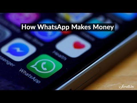 Understanding WhatsApp's Business Model