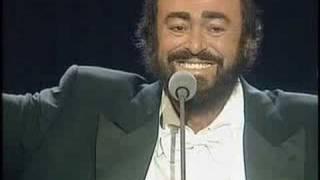 Luciano Pavarotti - Sanctus, sanctus