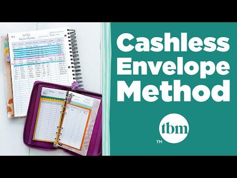 The Cashless Envelope Method